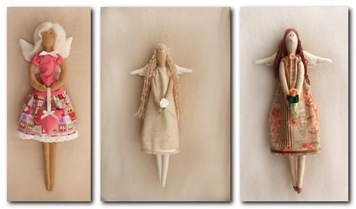 сшить куклу тильду своими руками выкройки и пошаговая инструкция img-1
